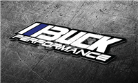 Buck Performance Decal