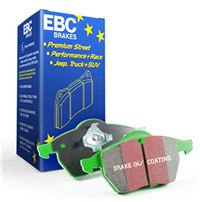 EBC Brake Pads - Greenstuff 2000 Series