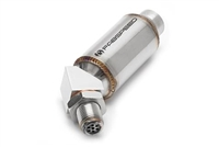 Supra A90 Universal O2 Spacer With Catalytic Converter - Single