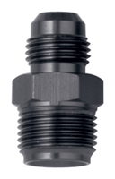 Fragola Aluminum AN Fitting - GM Power Steering Adapter (8 AN x 5/8-18, 3/8 Tube IF)