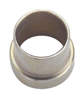 Fragola Steel AN Fitting - Tube Sleeves