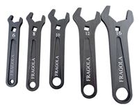 Fragola Open End AN Wrench Set, -6 thru -16 AN (5 Wrenches)