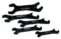 Fragola Double Open End AN Wrench Set, -6 thru -16 AN (5 Wrenches)