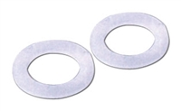 "Fragola Nylon Sealing Washers - 13/16"" (2 Pack)"