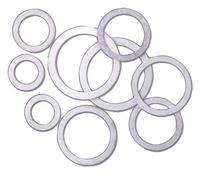 Fragola Aluminum Crush Washers - Metric (10 Pack)