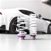 HKS Hipermax Touring Height Adjustable Springs A90 MKV Supra 2020+