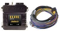Elite 550 ECU + 2.5m (8 ft) Basic Universal Wire-in Harness Kit