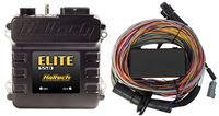 Elite 550 ECU + 2.5m (8 ft) Premium Universal Wire-in Harness Kit