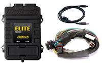 Elite 1000 + Basic Universal Wire-in Harness Kit