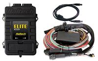 Elite 1000 + Premium Universal Wire-in Harness Kit