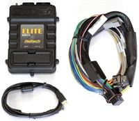 Elite 1500 (DBW) - 2.5m (8 ft) Basic Universal Wire-in Harness Kit