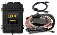 Elite 2000 + Premium Universal Wire-in Harness Kit