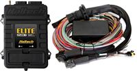 Elite 2500T (DBW) with Advanced Torque Management 2.5m (8ft) Premium Universal Wiring Harness Kit