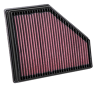 Replacement Air Filter For BMW 330I L4-2.0L TURBO F/I/DSL; 2019+ BMW Z4/Toyota Supra 3.0L
