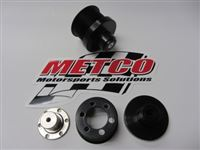 Metco 2.30 Upper Pulley & Hub - LT4