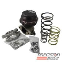 Precision Turbo PW39 39mm Wastegate Valve w/ All Springs
