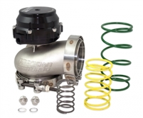 Precision Turbo Pro Series CO2 66mm V-Band Inlet/Outlet Wastegate