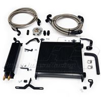 40 Row Oil Cooler Kit for 1993-98 Supra