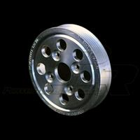 PHR Billet Aluminum Water Pump Pulley for IS300 and 97-04 GS300
