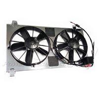 Dual High-Performance Spal Fan Kit