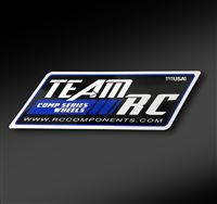 "RC COMP 6"" DECAL"