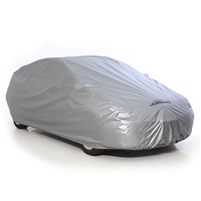 "Reflective Silverguard Plusâ""¢ Custom Car Cover"