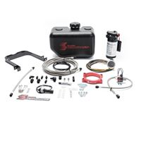 STAGE 2 BOOST COOLER 2016+ CHEVY CAMARO SS 6.2L LT1 FORCED INDUCTION WATER-METHANOL INJECTION KIT (STAINLESS BRAIDED LINE, AN FITTINGS)