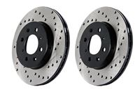 StopTech Brake Rotors - Sport Drilled
