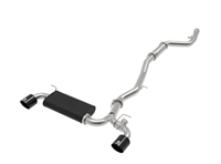 "Takeda 3"" To 2-1/2"" 304 Stainless Steel Cat-Back Exhaust System"