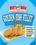 Vegan Golden Fish Fillet