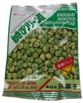 Roasted Green Peas - Spicy