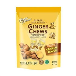 Vegan Ginger Chews