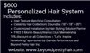 BeYou Exclusive Hair System