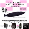 Celebrity YAKI Blowout Limited Offer