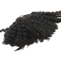 NATURAL Soft Type 4 Curls Clip-ins