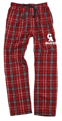 BOXERCRAFT FLANNEL PJ PANTS = 2 COLORS