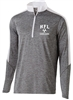 HOLLOWAY ELECTRIFY 1/2 ZIP PULLOVER - 2 Colors