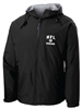 TEAM WATER REPELLENT LINED HOODED JACKET