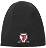 NEW ERA RIBBED KNIT FLEECE-LINED SKULL CAP
