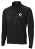 SPORT TEK WICKING STRETCH 1/2 ZIP PULLOVER - 2 Colors