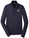 SPORT TEK PERFORMANCE QUARTER ZIP PULLOVER