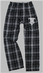 BOXERCRAFT FLANNEL PJ PANTS - UNISEX = 3 COLORS