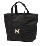 ALL PURPOSE LARGE POLY CANVAS TOTE BAG