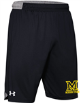 UNDER ARMOUR LOCKER POCKETED SHORTS