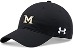 UNDER ARMOUR ADJUSTABLE TWILL SMALLER FIT CAP = LADIES