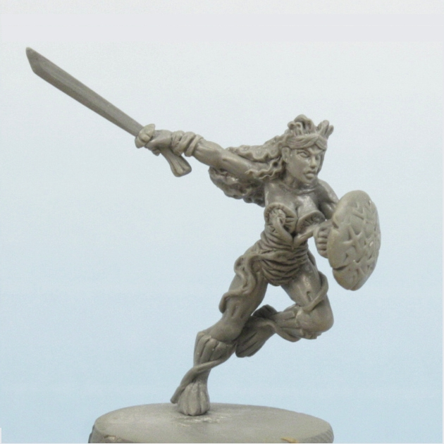 Highly Detailed 28mm Fantasy Miniatures And Fast Play