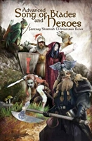 Song of Blades and Heroes - fast play fantasy skirmish rules with high detailed 28mm miniatures to complement