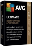 AVG Ultimate 2020 Unlimited Devices 1 Year