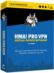 HMA! Pro VPN 2018 Unlimited Devices 1 Year