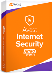 Avast Internet Security 2018,2019 - 1 PC / 2 Year